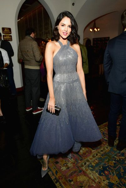 Eiza Gonzalez attends as Vanity Fair and Focus Features Celebrate the Film 'Phantom Thread.'