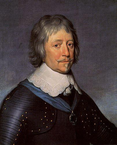 1635 Frederik Hendrik Van Oranje En Richelieu Sluiten Een