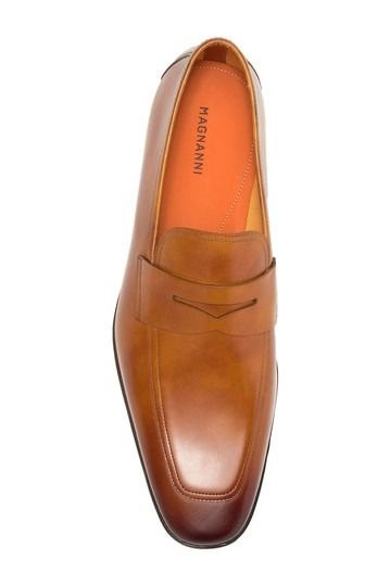 magnanni sepriano penny loafer