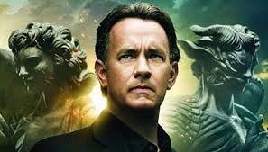 Tom Hanks in Movie Angels and Demons Wallpaper