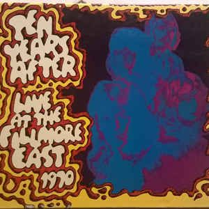 Live At The Fillmore East Rock Album Covers Fillmore East Album Covers