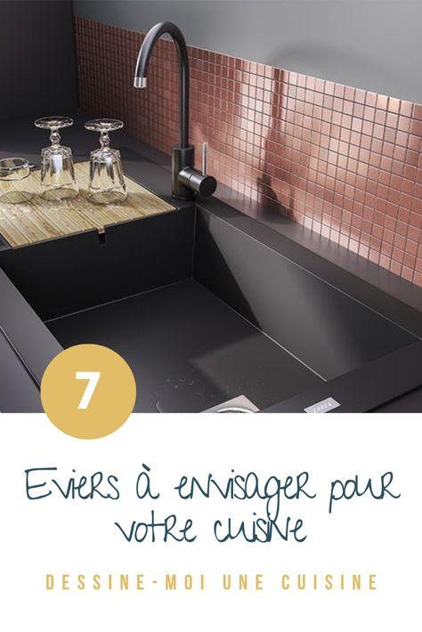 Choisir Un Evier 7 Modeles Au Top Evier Sous Plan Meuble