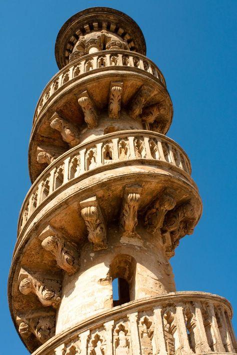 Mahabat Maqbara Palace Mausoleum Junagadh India | Futuristic ...