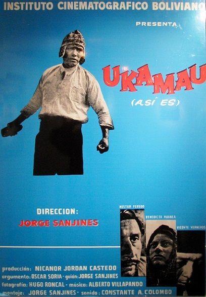 Ukamau De Jorge Sanjinés Bolivia 1966 Movie Posters Movies Poster