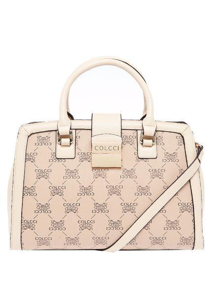418750273 Bolsa Colcci Logo Bege   bolsas   Fashion, Fashion bags, Bags