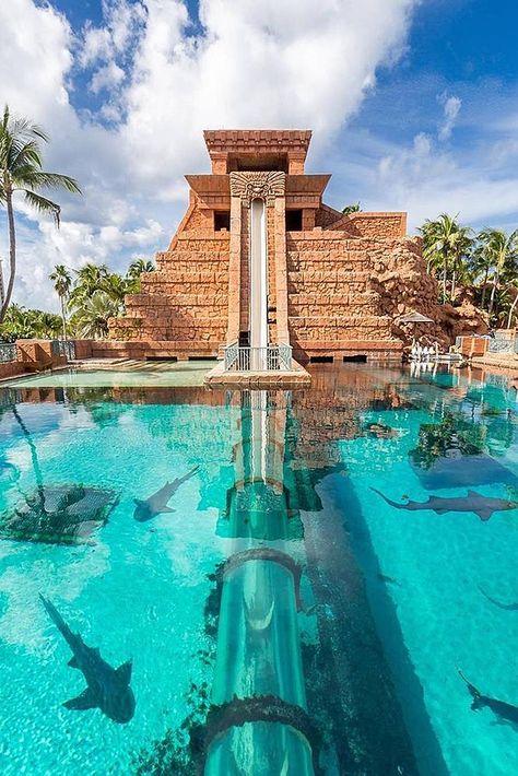 affordable honeymoon packages bahamas luxury resort pool oWhiteGhost honeymoon destinations to go for honey moon destinations … Atlantis Bahamas, Les Bahamas, Bahamas Honeymoon, Vacation Places, Honeymoon Destinations, Dream Vacations, Vacation Spots, Honeymoon Ideas, Europe Destinations