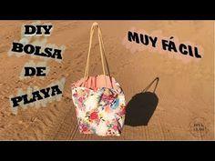 bolsa de playa con cremallera menudo numerito