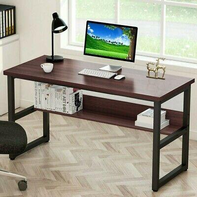 Computer Desk PC Table  For Home Office Furniture Study Desk Workstation