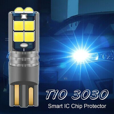 Sponsored Protector W5w Reading Dome Lamp Car Width Lights Reverse Parking Bulbs T10 3030 In 2020 Reverse Parking Bulb Car Led