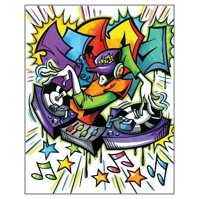 Crayola Art With Edge Coloring Book Graffiti Crayola Art Crayola Coloring Pages Coloring Books