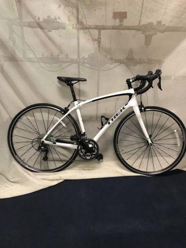 Trek Silque S Women's Road Bike 53cm Carbon Shimano 105 11s