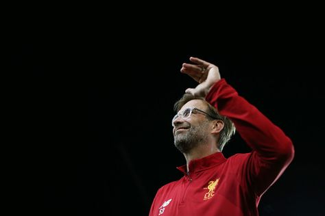 Jurgen Klopp Photos Photos: Sydney FC v Liverpool FC