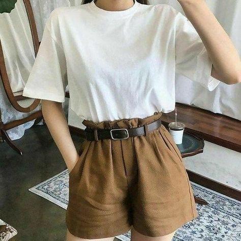 Girly classy outfit vintage stylish summer 2021 sweet k-pop amazon instagram school