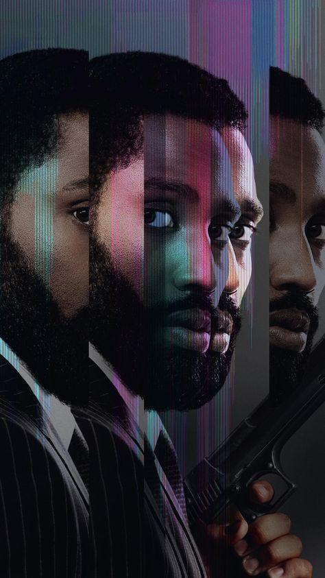 Tenet (2020) Phone Wallpaper | Moviemania