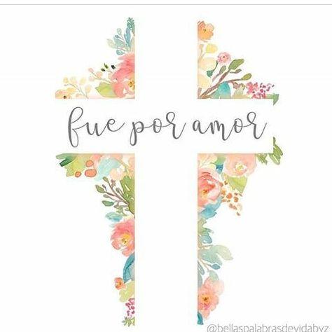 """174 Me gusta, 2 comentarios - mujer de Dios (@mujeres_de_dios) en Instagram: """"Por amor El fue a la cruz para darnos Salvación.. Ya no hay condenación, te damos las gracias…"""""""