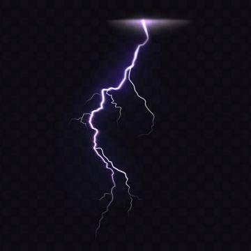 번개의 3d 벡터 현실적인 그림 번개 전기 플래시 png 및 벡터 에 대한 무료 다운로드 light bulb vector how to draw lightning light bulb symbol light bulb vector