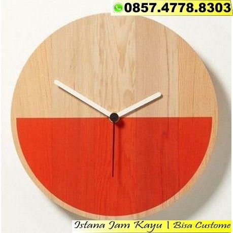 Jam Kayu Terbaru Jam Kayu Vintage Jam Dinding Foto Jam Kayu Murah Jam Kayu Indonesia Contemporary Wall Clock Clock Decor Inspiration Board
