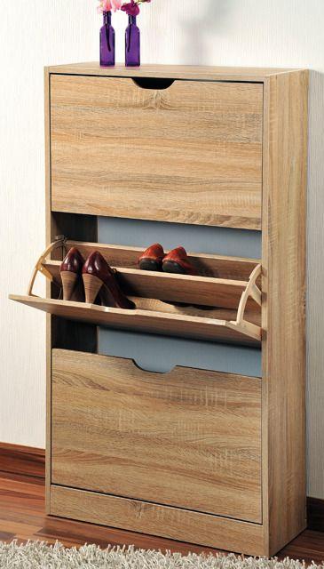Szafka Na Buty Do Przedpokoju Shoe Cabinet Cabinet Bamboo Shoes