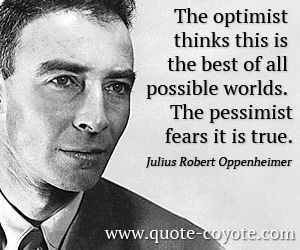 what did j robert oppenheimer discover