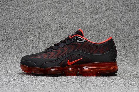 a16da44a3e Black and red 40-47 Nike 2018.5 air cushion shoes counter quality full palm  drop plastic cushion run-8334409 Whatsapp:86 17097508495
