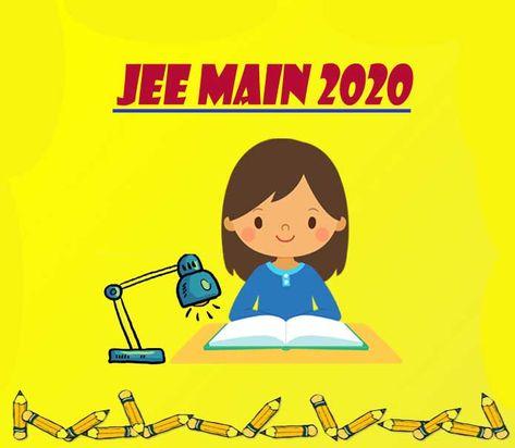 Jee Main 2020 Postponed New Dates Releasing On 31st March Marking Scheme Maine Exam