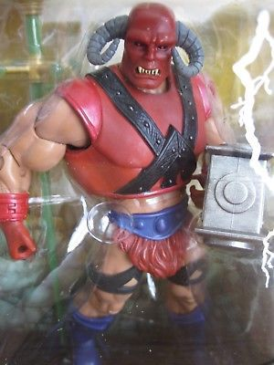 Dc Mattel Masters Of The Universe Classics Motu Goat Man Bhg40 Action Figure For Sale Online Masters Of The Universe Star Wars Black Series Vintage Star Wars