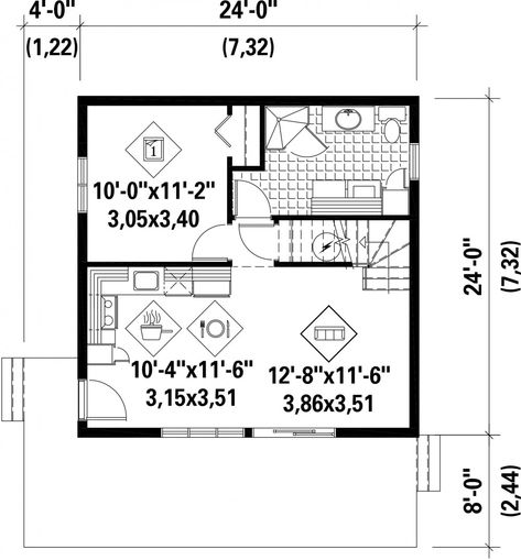 Plan Image Used When Printing Avec Images Plan Maison Plan Chalet Maison