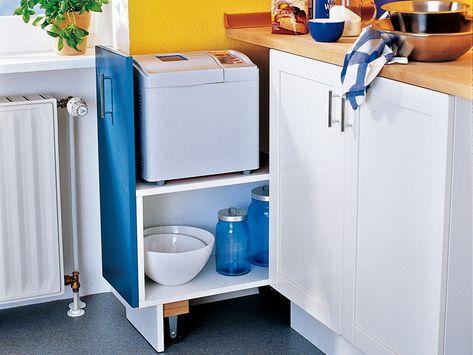 Cucina Salvaspazio Ikea : Carrello salvaspazio in cucina brico nel home decor diy