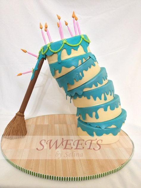 Omg! Just do it like it says in the book! Sleeping Beauty 'Fairy Made' Cake - by Sweets by Selina