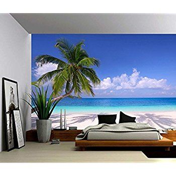 3D Ocean Scenery 80 Wall Paper Wall Print Decal Wall Deco AJ WALLPAPER Summer
