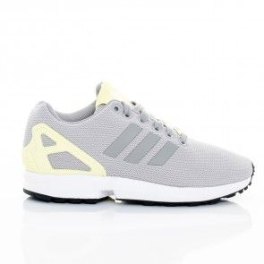 Tenisky Adidas Originals ZX Flux W Mgh Solid Grey Yellow