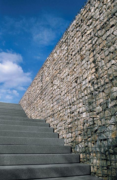 gaviones decorativos mil anuncios com para piedras 134526673 3 material juxtaposition III