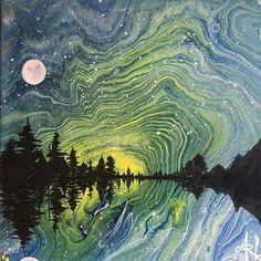 68 Paint Pouring Inspiration Ideas Pouring Painting Pouring Art Acrylic Pouring Art