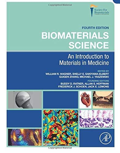 Download Pdf Biomaterials Science An Introduction To Materials In Medicine Free Epub Mobi Ebooks