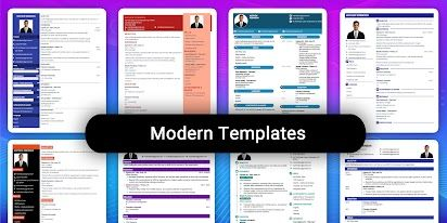 Resume Builder App Free Cv Maker Cv Templates 2020 Apps On In 2020 Free Resume Builder Resume Builder Best Resume Template