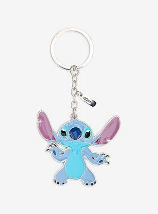 Disney Lilo Stitch Enamel Key Chain Stitch Lilo Stitch