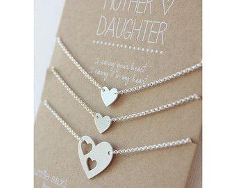 Mutter Tochter Armband Set Tochter Armband Mama von carriesaxl
