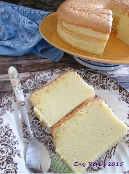 Aneka Chiffon Cake By Eny Rere Langsungenak Com Resep Kue Chiffon Resep Makanan