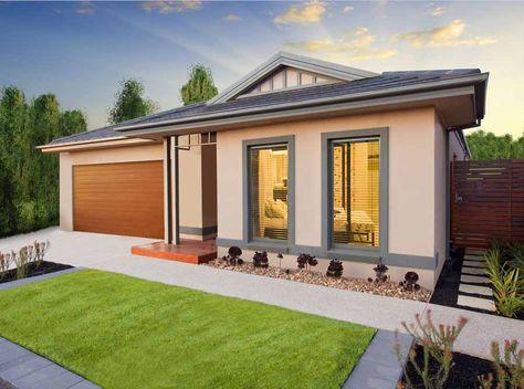 Simonds Home Designs: Sierra Mossman Facade. Visit www ...