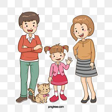 Family Png And Psd Familia Ilustracion Ilustracion Planta Ninos Dibujos Animados