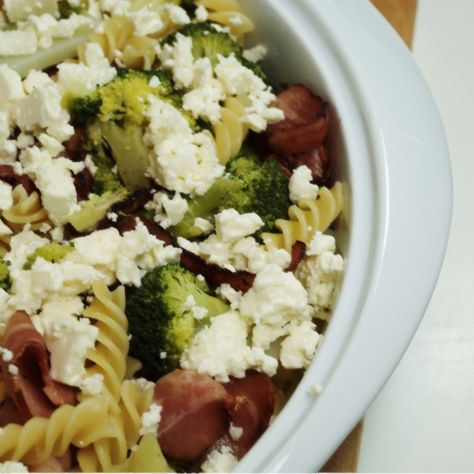 Pastagratang Med Broccoli Och Fetaost Kottfars Recept Recept