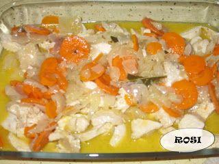 Entre Cacharros De Cocina Pechugas En Escabeche Thermomix Escabeche Pechuga Recetas Con Pollo