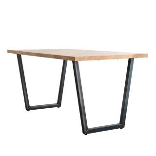 Dichotomic Iron Dining Table Dining Table Table Folding Table