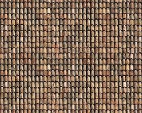 Pergolaledgerboard Clay Roofs Roofing Texture
