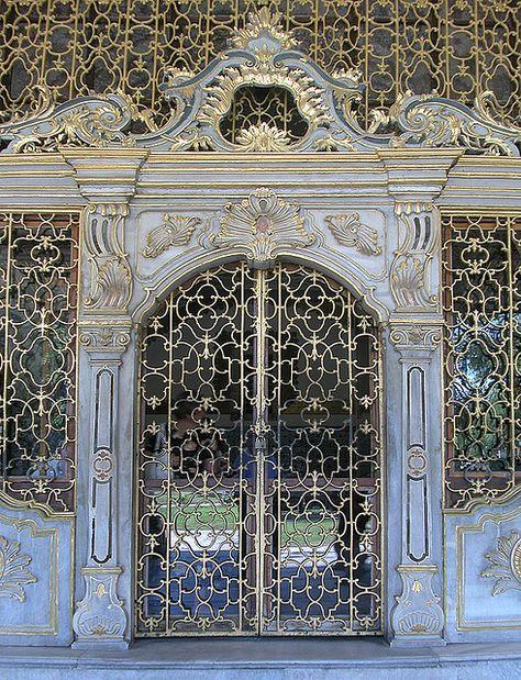 Door, Istanbul, Turkey by cocoi_m, via Flickr