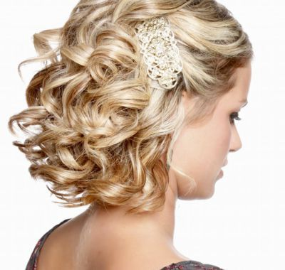Prom Hairstyles For Shoulder Length Curly Hair Mother Of The Bride Hair Wedding Hairstyles For Medium Hair Short Wedding Hair