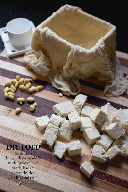 How To Make Tofu Astig Vegan Recipe Homemade Tofu Tofu Food