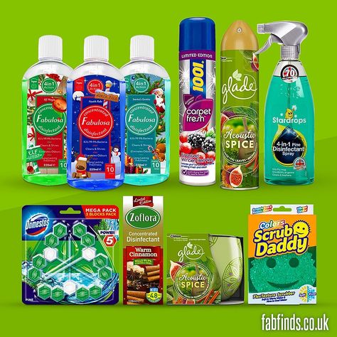 For All You Hinchers What A Great Present Our 10 Piece Christmas Cleaning Bundle For Only 15 99 Bundle Shop In 2020 Christmas Cleaning Stardrops Dish Soap Bottle