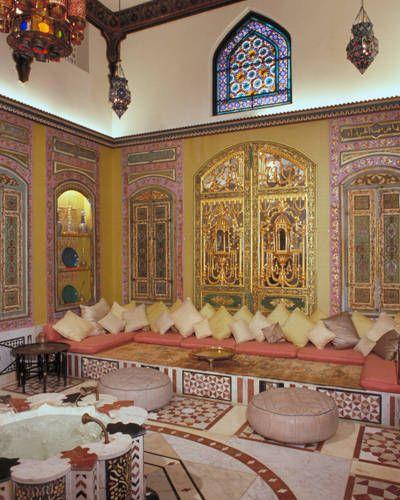 Fantasy Island Doris Duke Celebrity Houses Islamic Art