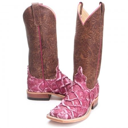 e48c246e2b2 BootDaddy with Anderson Bean Womens Bass Boots Raspberry Crush ...